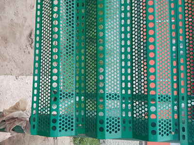 绿色防风抑尘网